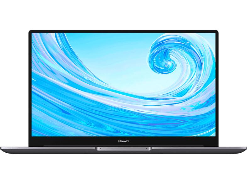[mediamarkt.de] Huawei MateBook D 15 Space Grey (2020), Ryzen 5 3500U, 8GB RAM, 256GB SSD