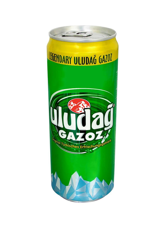 Uludag Gazoz 330ml für 0,58€ [Norma ab 29.06]