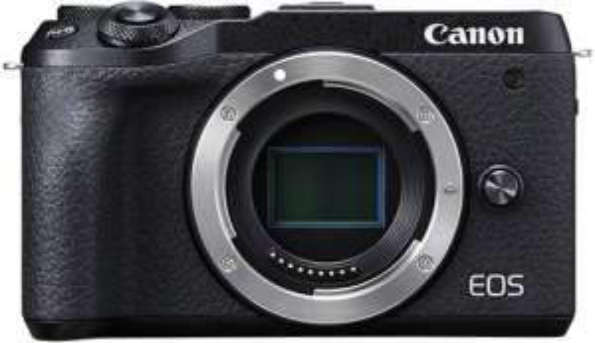 Canon EOS M6 Mark II Systemkamera