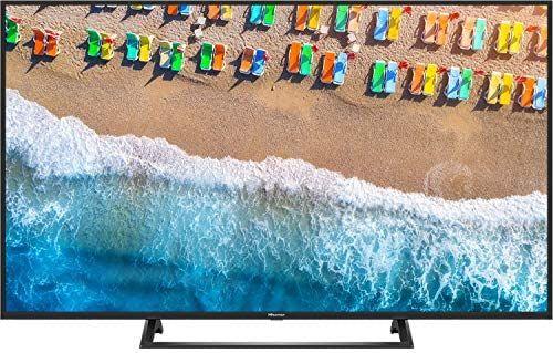 Hisense H50BE7200 126 cm (50 Zoll) Fernseher (4K Ultra HD, HDR, Triple Tuner, Smart-TV, Mittelfuß) [Amazon]