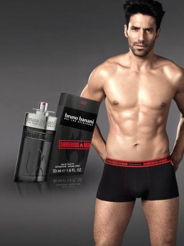 BRUNO BANANI Dangerous Man Short & Parfüm im Geschenkset für 24,95€