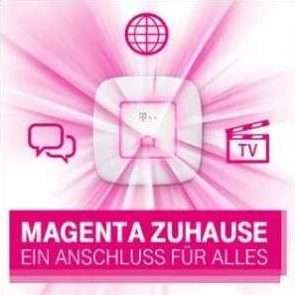 [Telekom DSL+TV+Mobilfunk] MagentaZuhause XL Entertain Plus Normalos + Magenta Mobil M für monatlich 54,90€