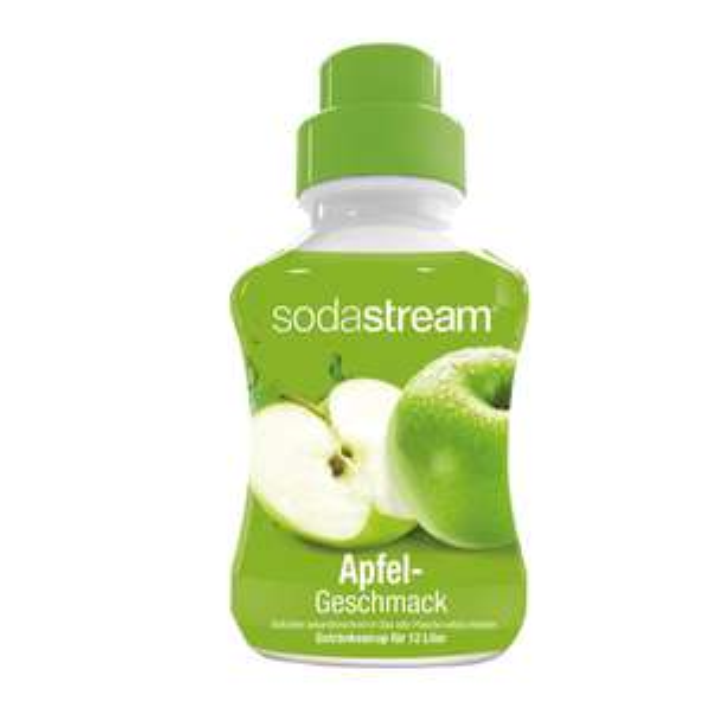 [Real online] Sodastream Sirup Apfel je 2,11€+4,90€ Versand