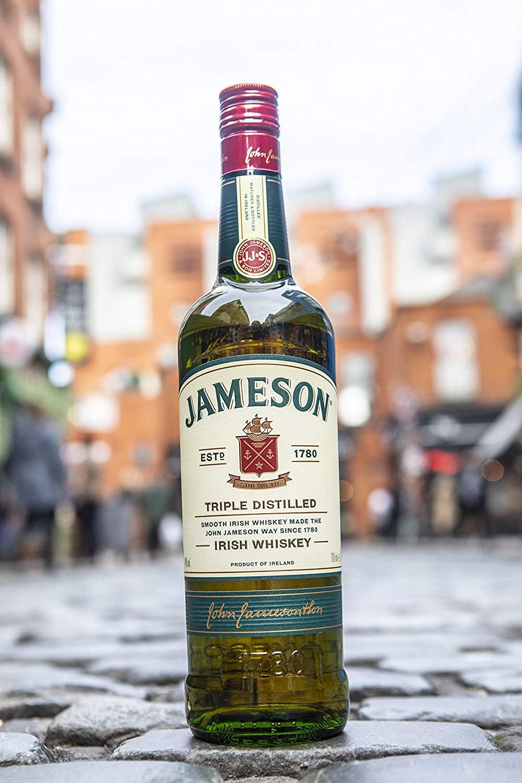 [ amazon / prime ] Jameson Original Irish Whiskey / 40% / 1 x 0,7 L