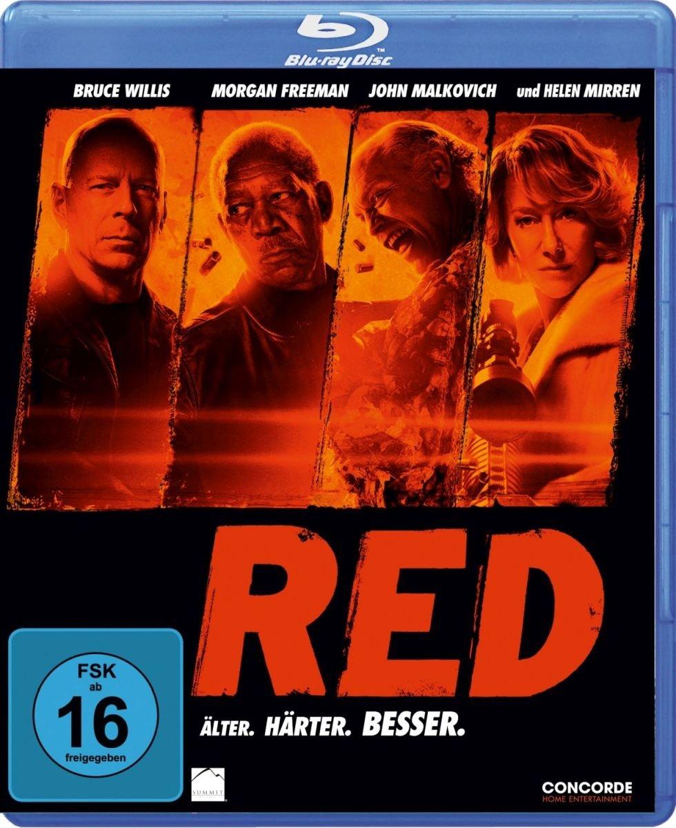 RED - Älter. Härter. Besser. (Blu-ray) für 3,79€ (Dodax)