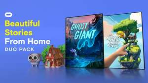 Oculus Quest Bundle Deals: Beautiful Stories und Explore the Unknown