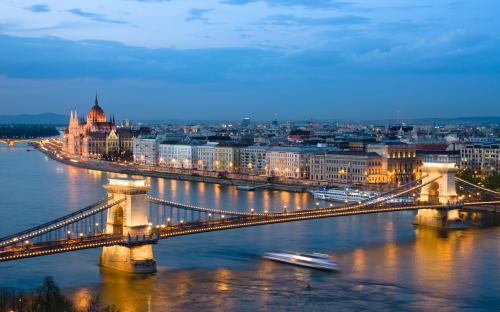 Reisen: 3 Tage Budapest für 5€ (inkl. Flug und Hotel) uvm.