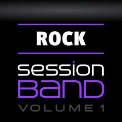 SessionBand Rock 1 kostenlos im App Store (iOS)
