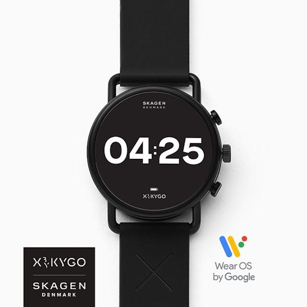 Smartwatch HR Falster 3 WearOS