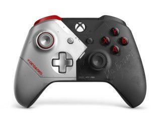 Microsoft Xbox Wireless ControllerCyberpunk 2077 Limited Edition [Saturn]