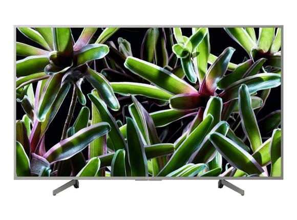 Sony KD-65XG7077, 164 CM (65 Zoll), UHD 4K, Smart Tv, Led Tv, 400 HZ, DVB-T2 HD, DVB-C, DVB-S, DVB-S2 [Saturn]