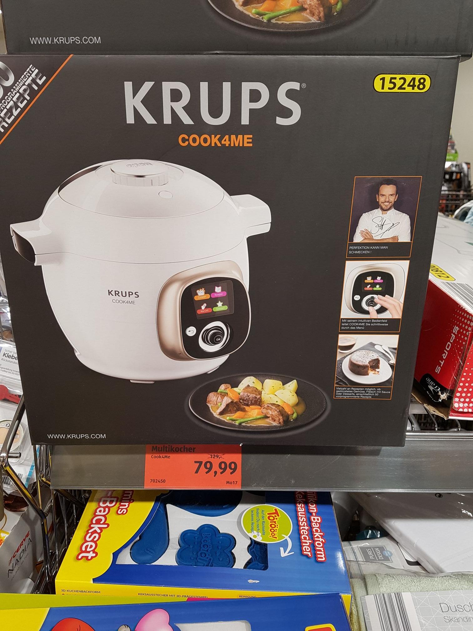 Krups Cook4me CZ7001 Lokal in Bamberg Aldi Süd