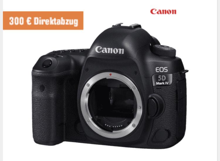 [Saturn] Canon EOS 5D Mark IV