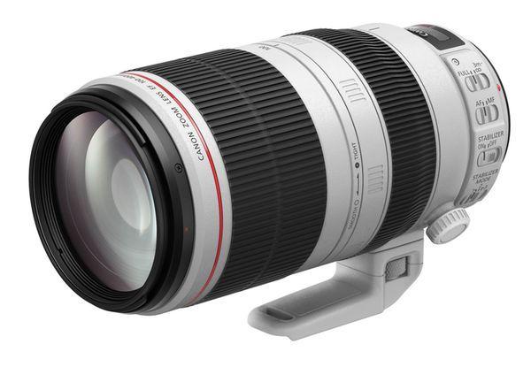 Canon EF 100-400mm f/4.5-5.6L IS II USM für unter 1600€