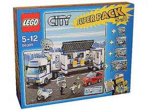 [Lokal] Real Berlin Lego City 66389 Superpack 5teilig Neu OVP