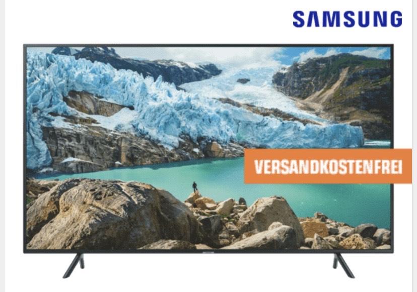 (Saturn) SAMSUNG UE75RU7099UXZG, 189 CM (75 ZOLL), UHD 4K, SMART TV, LED TV