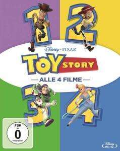 Toy Story (1-4) Collection (Blu-ray) für 26,99€ (Müller Abholung)