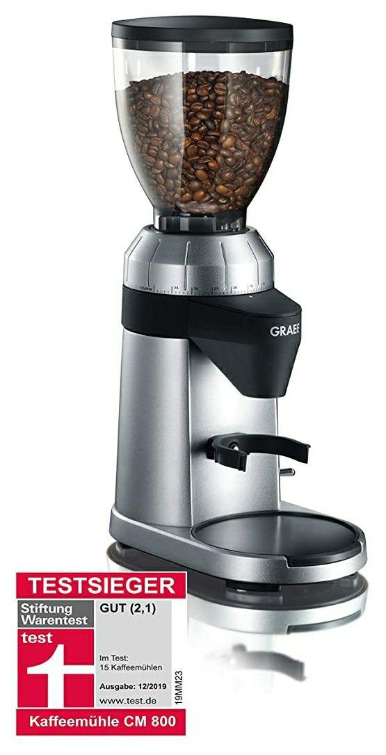 Graef CM 800 Kaffeemühle (Saturn)