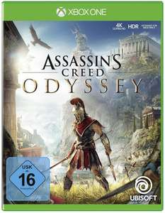 Assassin's Creed Odyssey Standard Edition [Xbox One] / Amazon Prime