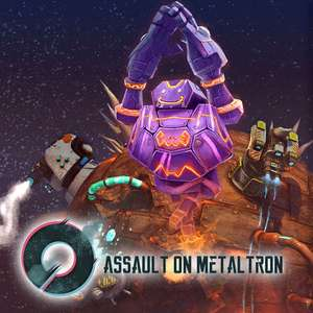 Assault On Metaltron (Nintendo Switch) eShop Key GLOBAL