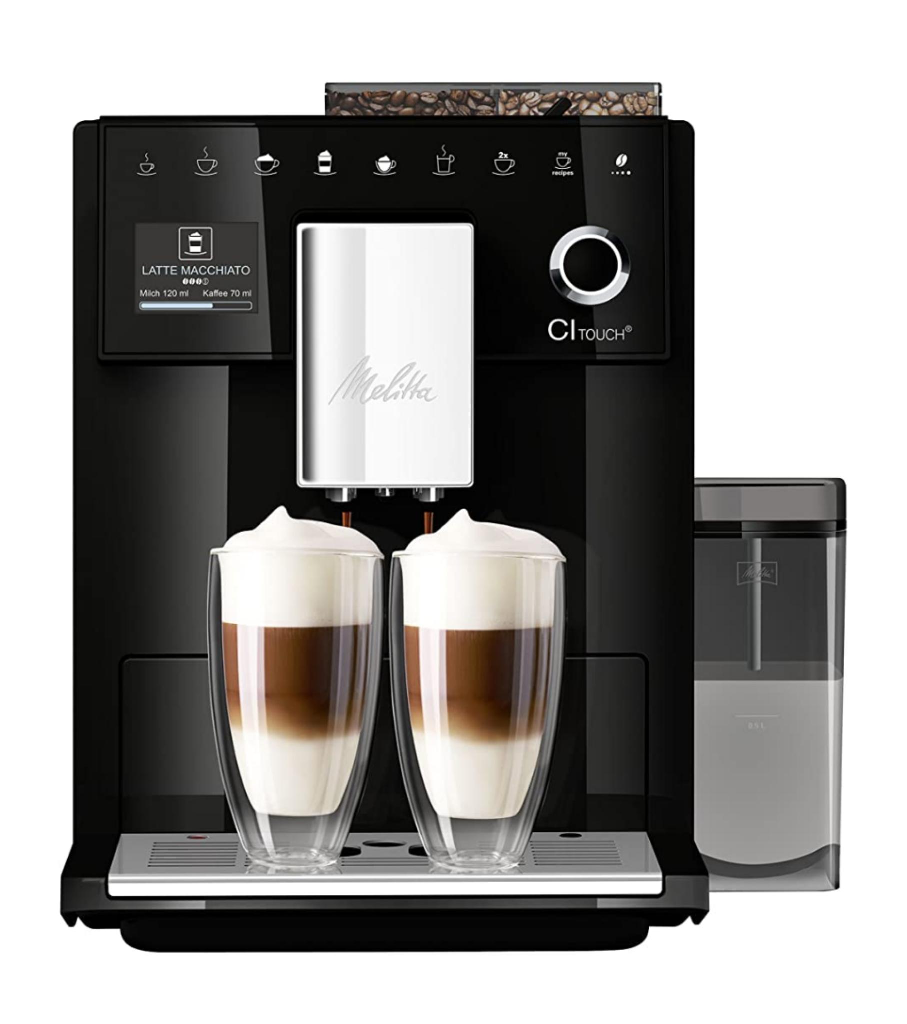 Melitta CI Touch F630-102 schwarz Kaffeevollautomat