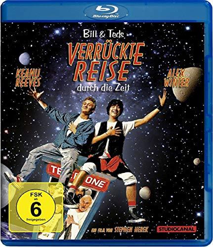 Bill & Ted's verrückte Reise durch die Zeit [Blu-ray] für 6,71€ (Amazon Prime)