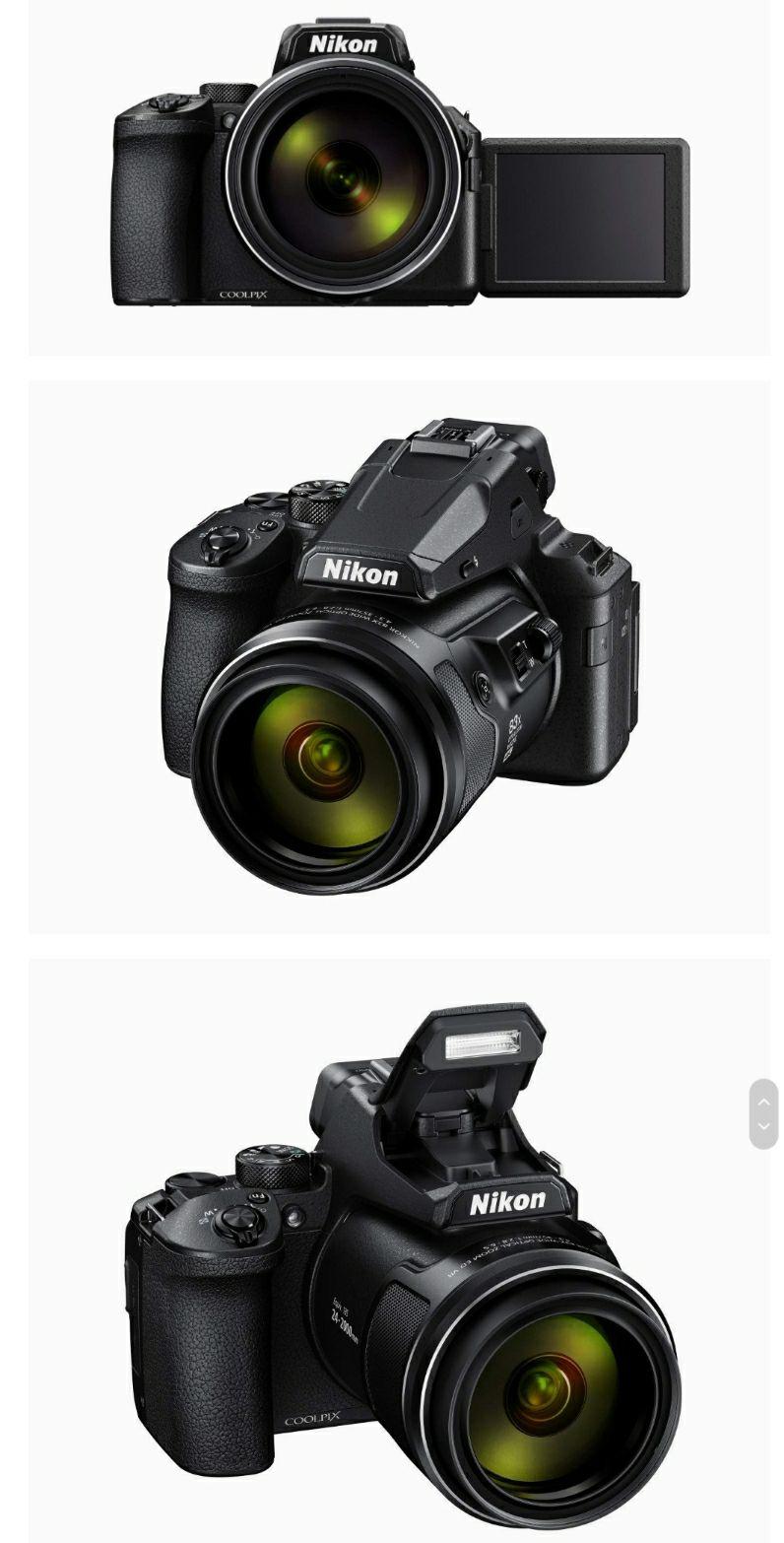 Nikon P950 83-Fach Optischer Zoom [Bestpreis]