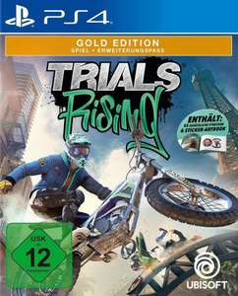 Trials: Rising Gold Edition (PS4 & Xbox One) für je 8,39€ (Amazon Prime & Saturn Abholung)