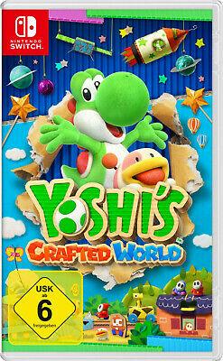 Yoshi's Crafted World (Switch) für 37,85€ (eBay Saturn Abholung)