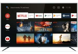 Fernseher AndroidTV TCL 75 EP 660, 190.5 cm (75 Zoll) - 806,2 Eur bei Abholung