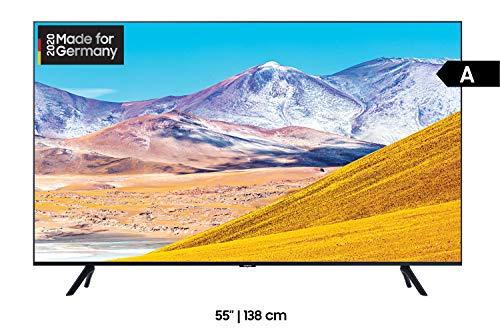 [Amazon] Samsung 55 Zoll TU8079 Smart TV (LED, UHD, HDR10+, Triple Tuner) [Modelljahr 2020]