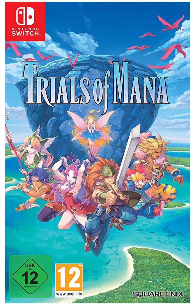 Trials of Mana für Nintendo Switch