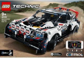 LEGO 42109 - Top-Gear Ralleyauto mit App-Steuerung für 80,66€ o. 75895 Speed Champions - 1974 Porsche 911 Turbo 3.0 für 11,75€ [Saturn]