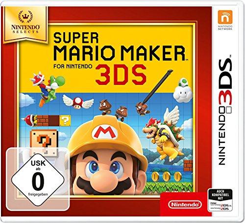 Super Mario Maker für Nintendo (3DS) für 15,12€ (Amazon Prime & Saturn Abholung)