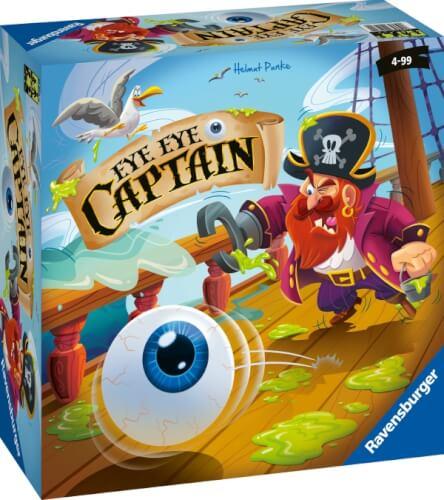 Ravensburger 21470 Eye Eye Captain Brettspiel