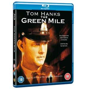 (UK) The Green Mile [Blu-Ray] für 6.49€ @ Play