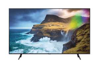 SAMSUNG Q70R (GQ55Q70RGTXZG), 138 cm (55 Zoll), UHD 4K, SMART TV, QLED TV, 120 Hz (nativ) Selbstabholung