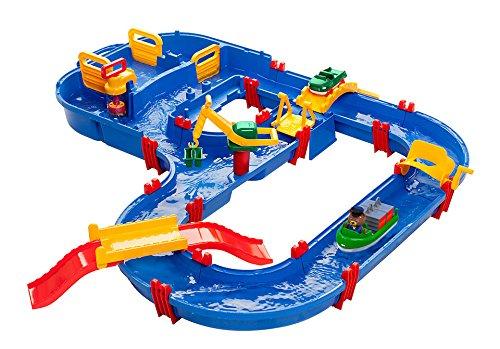 Aquaplay Megabrücke Wasserbahn mit viel Zubehör für 38,65€ (Amazon & Saturn Abholung)
