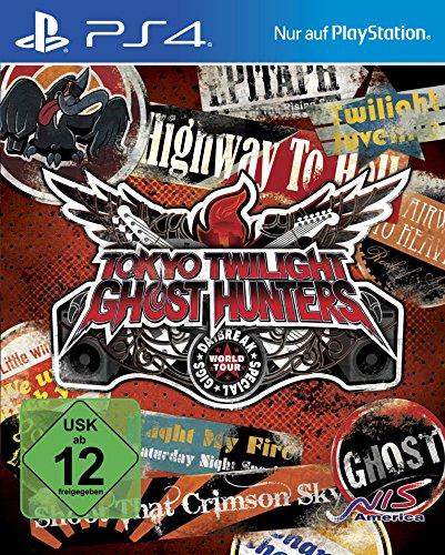 Tokyo Twilight Ghost Hunters: Daybreak Special Gigs (PS4) für 4,99€ (Amazon Prime)