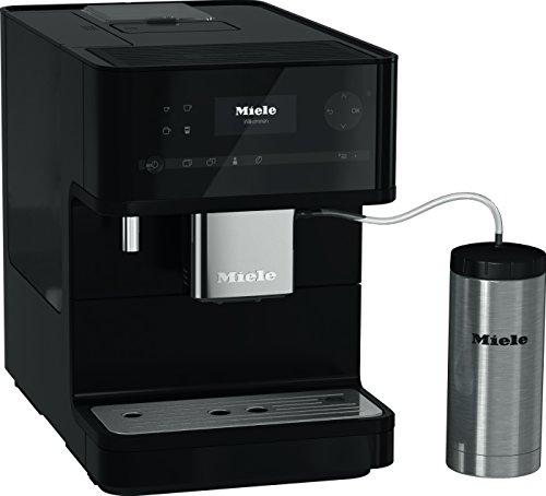 Miele CM 6350 Kaffeevollautomat in Obsidian-Schwarz