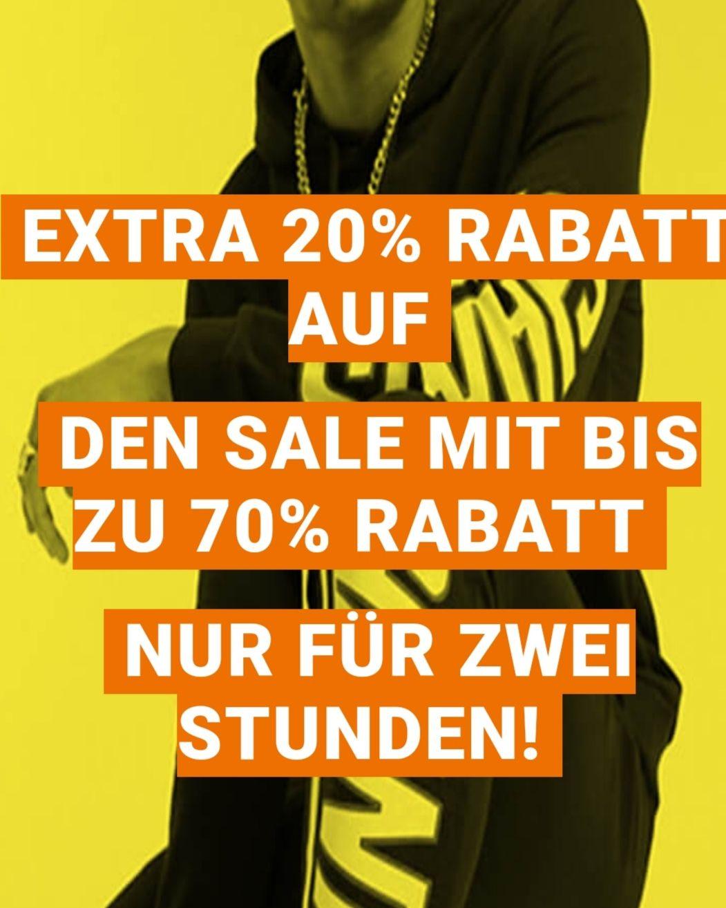 20% Rabatt auf alles im Sale bei Asos (28.06 20 bis 22 Uhr)