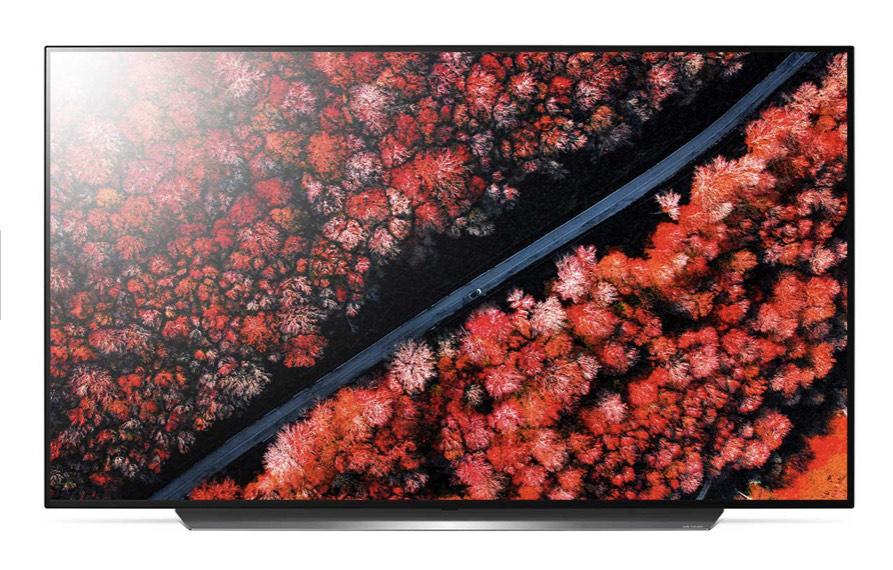 OLED65C98LB Smart TV 164cm 65Zoll OLED 4k 2xUHD DVB-C/S2/T2 (Schwarz)
