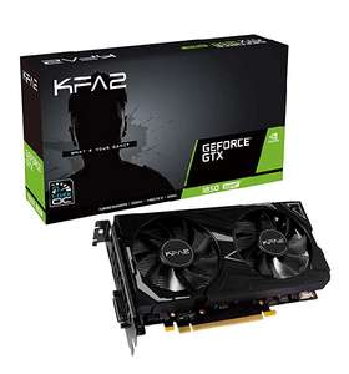 KFA2 nVidia GeForce GTX 1650 Super EX OC 4GB