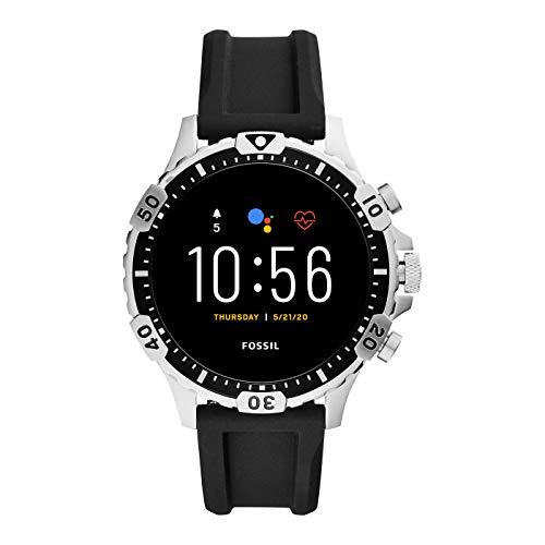 Gen 5 Smartwatch Garrett HR Silikon Schwarz