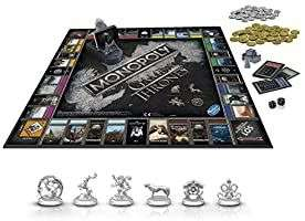 [Amazon Prime ] Hasbro Gaming E3278100 Monopoly Game of Thrones (deutsche Version), Brettspiel