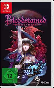 Bloodstained: Ritual of the Night (Switch) für 23,52€ mit Prime Versand [Amazon]