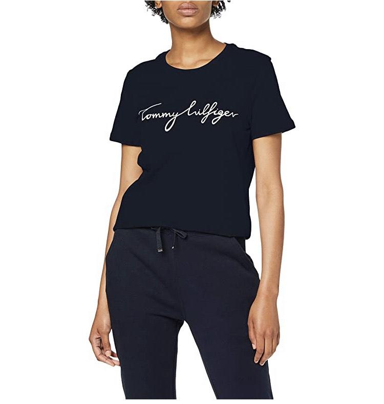 Tommy Hilfiger Damen Heritage T-Shirt