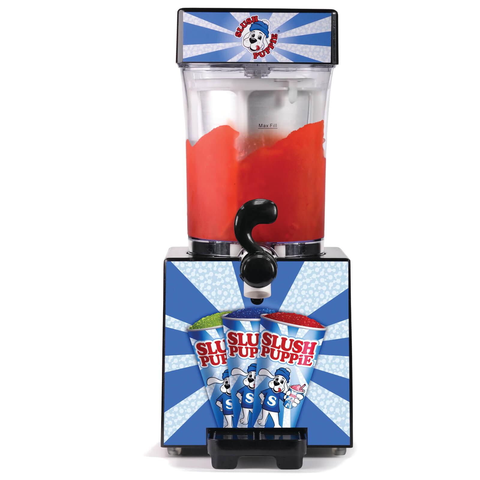 Slush Puppie Maschine für 1 Liter gefrorenen Slush [sowaswillichauch] (vorbestellen)