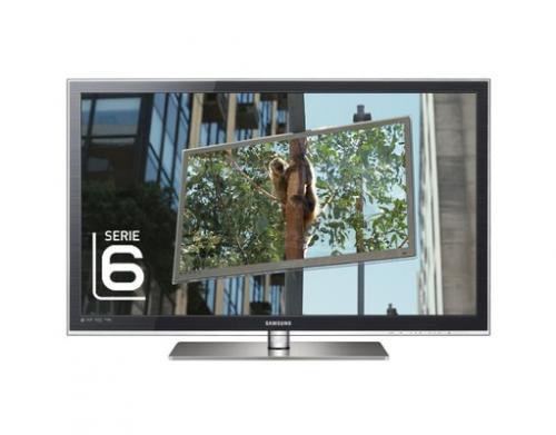 Aussteller 2: Samsung UE40C6700 101,6 cm (40 Zoll) LED-Backlight Full-HD, 100Hz, DVB-T/-C/-S2 zu 359,10€ @MP