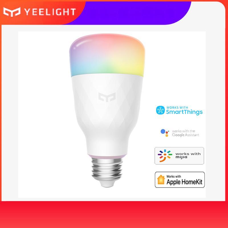 Yeelight 1S smarte LED-Lampe E27, RGBW, 800lm